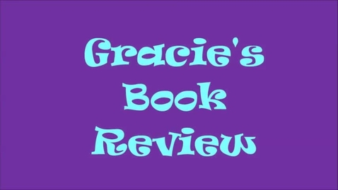 Thumbnail for entry 15-16 Linville Gracie's Book Review