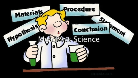 Thumbnail for entry Broad Meadows Science Fair