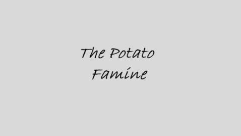Thumbnail for entry Irish Famine