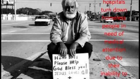 Thumbnail for entry Help the Homeless Documentary
