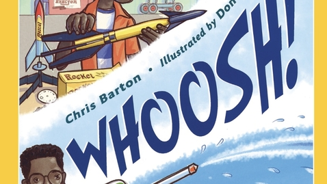 Thumbnail for entry Whoosh! Lonnie Johnson's Super-Soaking Stream of Inventions