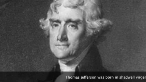 Thumbnail for entry Thomas Jefferson by grant