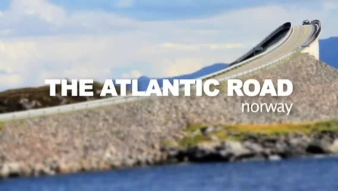 Thumbnail for entry The Atlantic Road