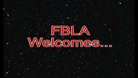 Thumbnail for entry FBLA Digital Video Production Feature 2011