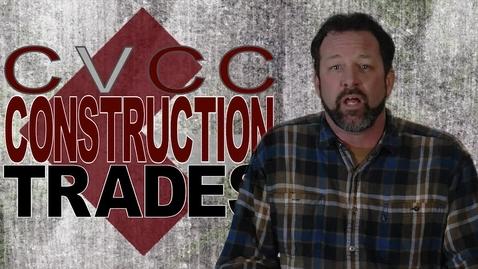Thumbnail for entry CVCC Construction Trades