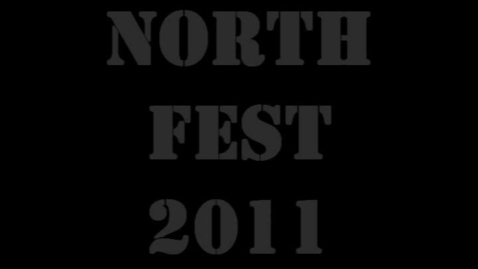 Thumbnail for entry North Fest Ad