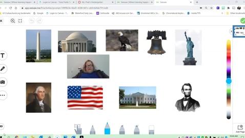Thumbnail for entry United States Symbols