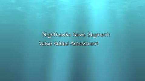 Thumbnail for entry Value Added Assessment