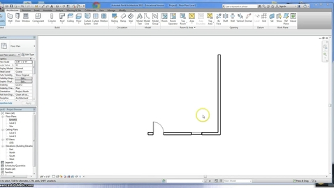 Thumbnail for entry REVIT Kitchen Cabinets