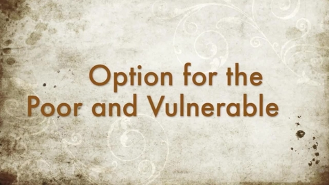 Thumbnail for entry Option for the Poor and Vulnerable