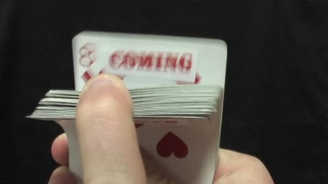 Thumbnail for entry ETV Card Opening