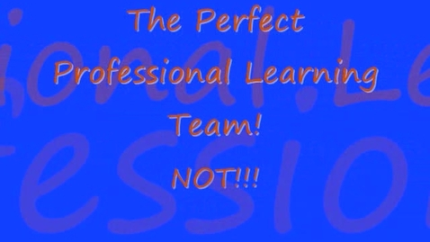 Thumbnail for entry The Perfect PLT....NOT!!