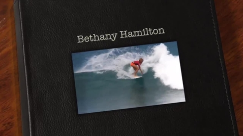 Thumbnail for entry Bethany Hamilton Legend