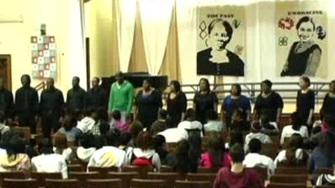 Thumbnail for entry Gage Park Gospel Choir with special guests