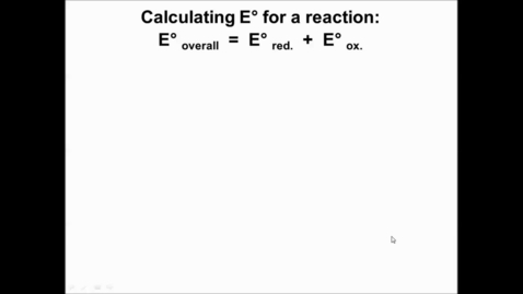 Thumbnail for entry Electrochem Example  problems