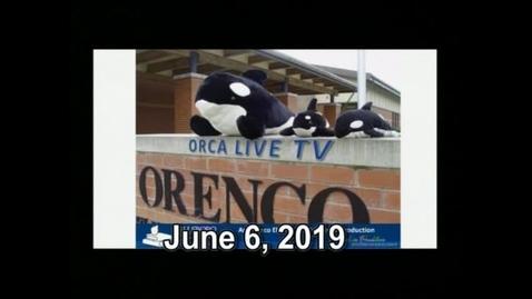 Thumbnail for entry Orca Live June 6, 2019 (Season 15 Finale)