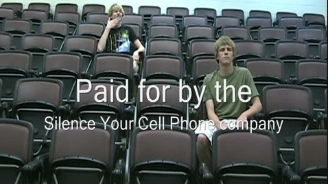 Thumbnail for entry Silence Your Cellular Device