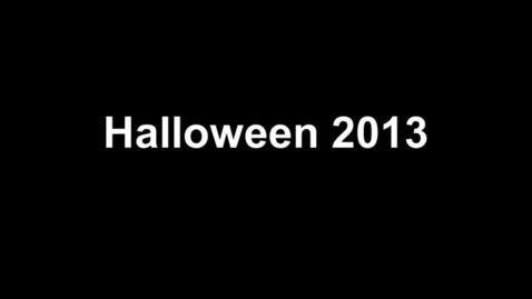 Thumbnail for entry Halloween Parade 2013