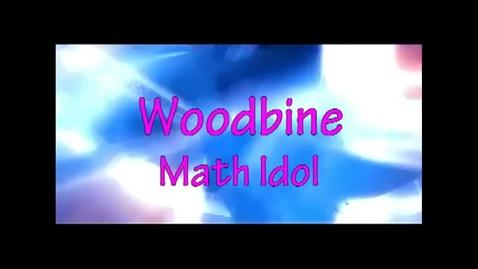 Thumbnail for entry Math Idol