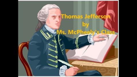 Thumbnail for entry McPheely Thomas Jefferson