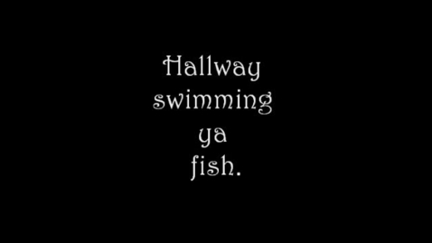 Thumbnail for entry Hallway Swimming