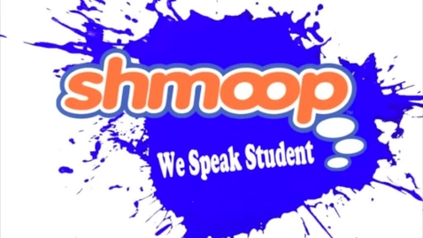 Thumbnail for entry Shmoop for Teachers by Shmoop