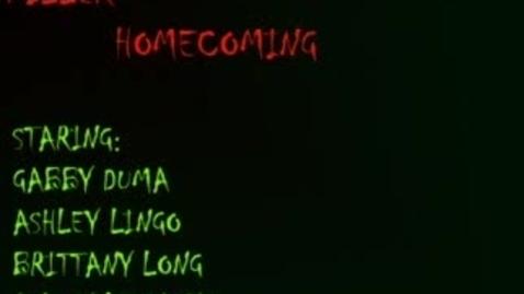 Thumbnail for entry Killer Homecoming - WSCN (2009-2010)