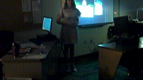 Thumbnail for entry Lexi Rodenbaugh Speech 1