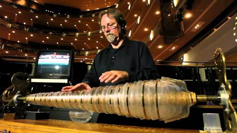 Thumbnail for entry Sounds of a Glass Armonica