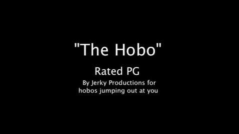 Thumbnail for entry The Hobo