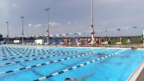 Thumbnail for entry East Ridge vs. Lake Minneola Swimming