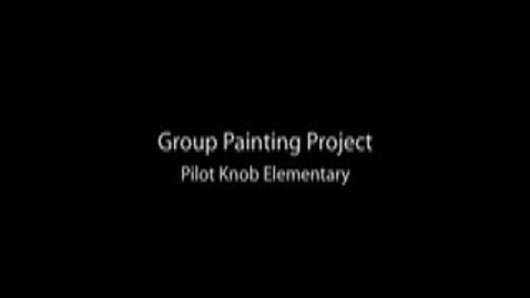 Thumbnail for entry Mural Painting - Pilot Knob