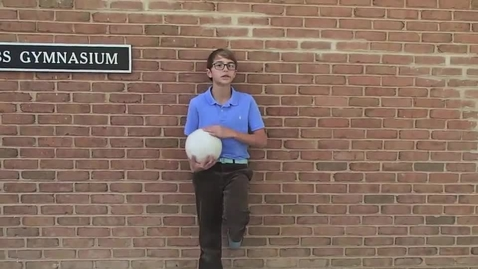 Thumbnail for entry volleyball projecto-  ethan, spencer, gabby