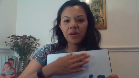 Thumbnail for entry Short A CVC Blending Activity with Mrs. Lange