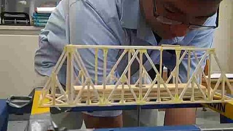Thumbnail for entry Balsa Wood Bridge 4