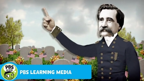 Thumbnail for entry PBS LEARNING MEDIA | Memorial Day | PBS KIDS