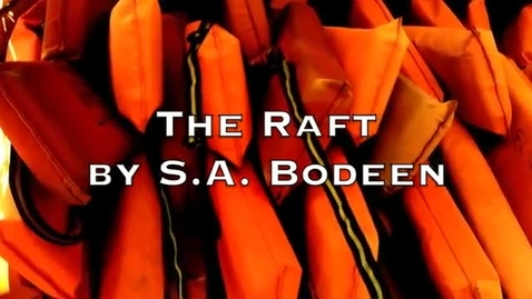 Thumbnail for entry The Raft by S A Bodeen