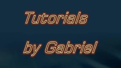 Thumbnail for entry Flash 1: Flash CS4 Beginner's Tutorial: Basics and Shape Tween