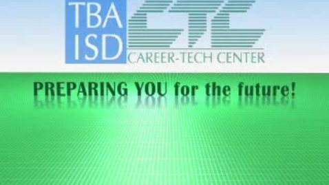 Thumbnail for entry Traverse Bay Area Career-Tech Center Manufacturing Technology Academy Promo Video