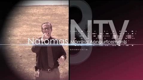 Thumbnail for entry NTV May 13th, 2011