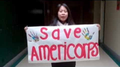 Thumbnail for entry Americorps PSA 11
