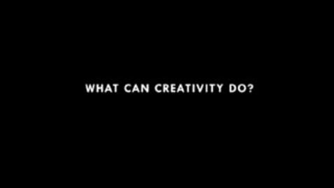 Thumbnail for entry OCAD - What Can Creativity Do