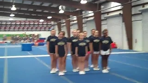 Thumbnail for entry JV Comp Routine 3