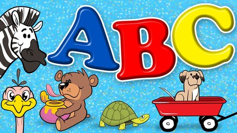 Thumbnail for entry ABC Song - Alphabet Song - Phonics Song for Kids - Kids Songs by The Learning Station