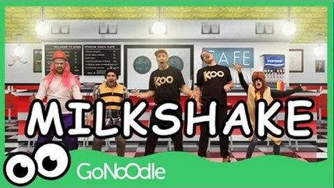Thumbnail for entry Milkshake - Koo Koo Kanga Roo | GoNoodle