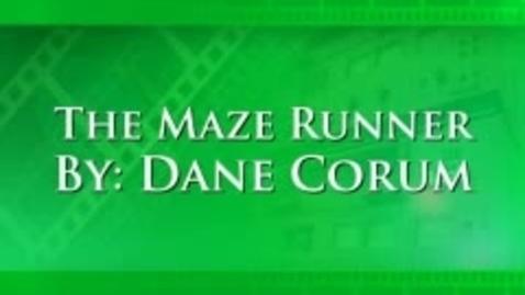 Thumbnail for entry The Maze Runner