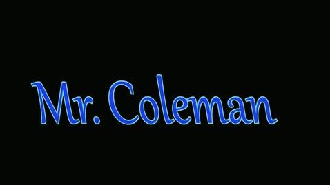 Thumbnail for entry 10K Titan Art Coleman