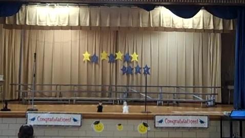 Thumbnail for entry Colgate Kindergarten Graduation 2011