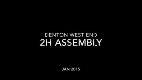 Thumbnail for entry DWE MUSICIANS JAN 2015