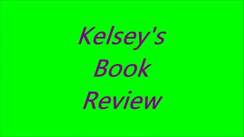 Thumbnail for entry 15-16 Linville Kelsey's Book Review